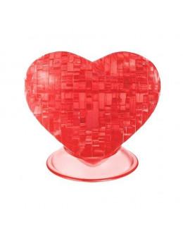 3D пазл crystal blocks сердце