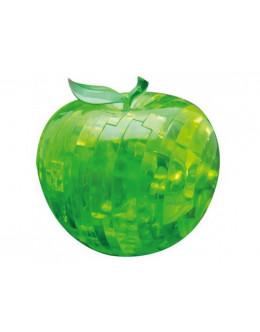 3D пазл crystal blocks яблоко