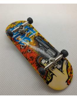 Профессиональный фингерборд fingerboard графика 08