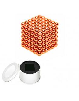 Неокуб, neocube 5мм 216шт оранжевый