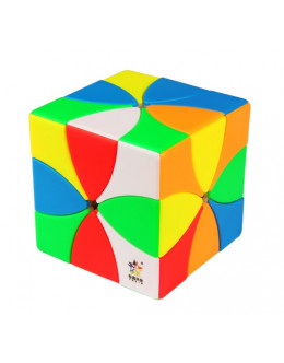 Головоломка YuXin Eight Petals Cube Magnetic