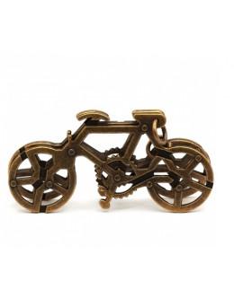 Металлическая головоломка Metal Bicycle