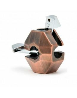 Металлическая головоломка черепаха