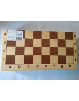Набор 2 в 1 (шахматы, шашки)