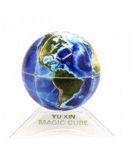 Головоломка YuXin 2x2 Earth Cube