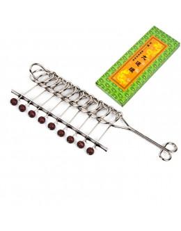 Головоломка 22cm Puzzle Wood Beads