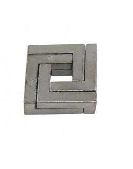 Металлическая головоломка square lock