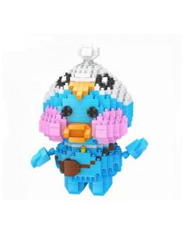 Конструктор Micro brick duck