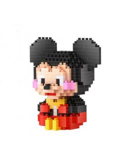 Конструктор Micro brick mickey