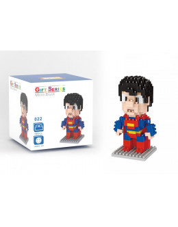 Конструктор Micro brick superman