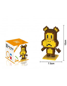 Конструктор Micro brick bear