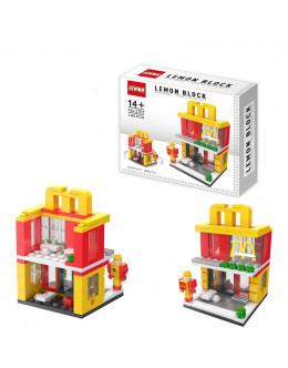 Конструктор lemon block McDonalds