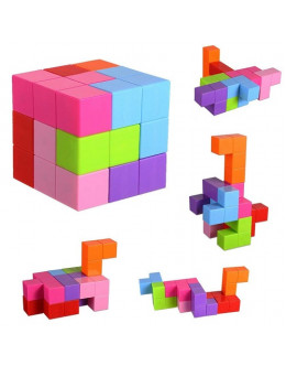 Конструктор Magnetic block cube