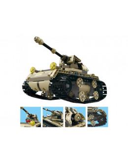 Конструктор MOULD KING легкий танк
