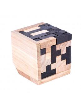 Деревянная головоломка Corner building 54 block