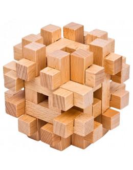 Деревянная головоломка Double cross