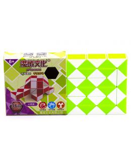 Змейка Рубика MoYu (36 блоков)