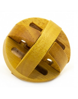 Деревянная головоломка Wooden Spheere