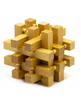 Деревянная головоломка Wooden Eighteen Arhats