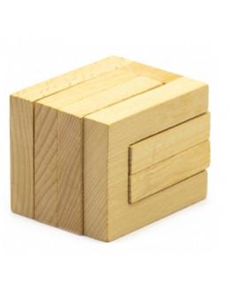 Деревянная головоломка Wooden Cube Hug