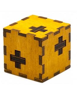 Деревянная головоломка Wooden Swiss Cube
