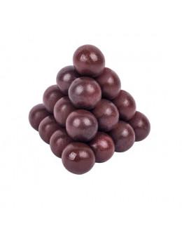 Деревянная головоломка bead pyraminx