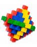 Деревянная головоломка Colored pineapple balls