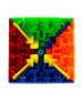 Кубик YuXin 5x5 HuangLong Magnetic