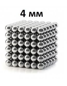 Неокуб, neocube 4мм 216шт стальной