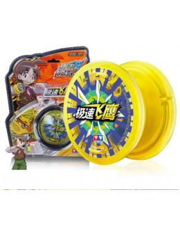 Йо-йо aulday yellow 1
