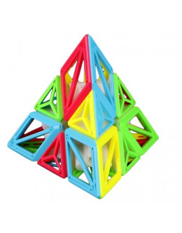 Головоломка QiYi DNA Pyraminx Magic Cube