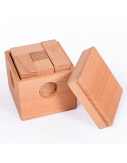 Деревянная головоломка Monetho