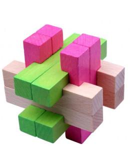 Деревянная головоломка Beech color Treasure