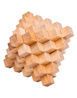 Деревянная головоломка Pineapple ball