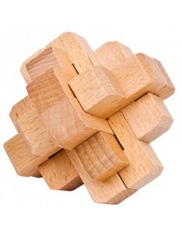 Деревянная головоломка blockade