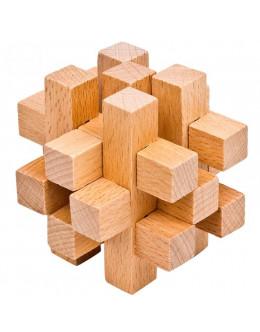 Деревянная головоломка 14 column