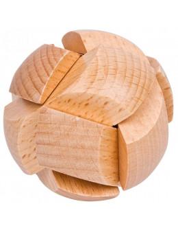 Деревянная головоломка foot ball