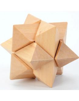 Деревянная головоломка Hexagonal ball
