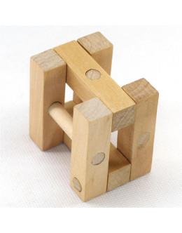 Деревянная головоломка cubic strut