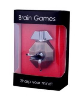 Металлическая головоломка черепаха gift box