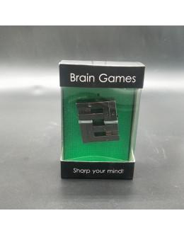 Металлическая головоломка square lock gift box