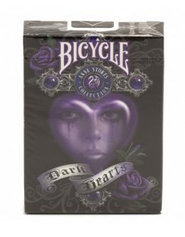 Карты игральные  Bicycle Dark Hearts Bicycle