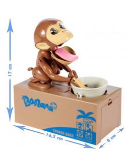 Копилка обезьянка