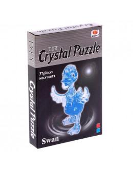 3D пазл crystal blocks утка