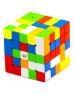 Кубик YuXin 5x5 Black Kirin