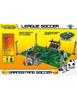 конструктор league football  click Brick