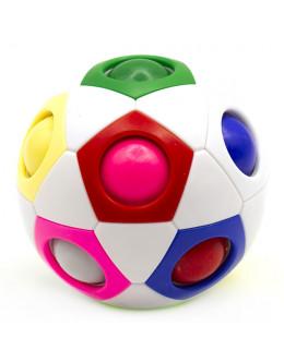 Головоломка Magic 12 hole rainbow ball