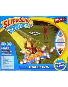 slip n slide водная трасса мини