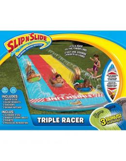 slip n slide водная трасса биг