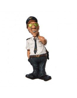 Статуэтка пилот